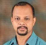 Dr. Sunil Mathew, Assistant Professor